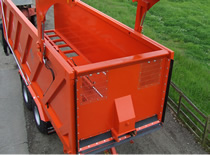 Larrington Ejector Trailer