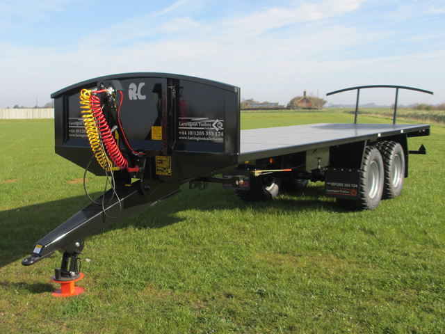 Larrington Flat Deck Trailer