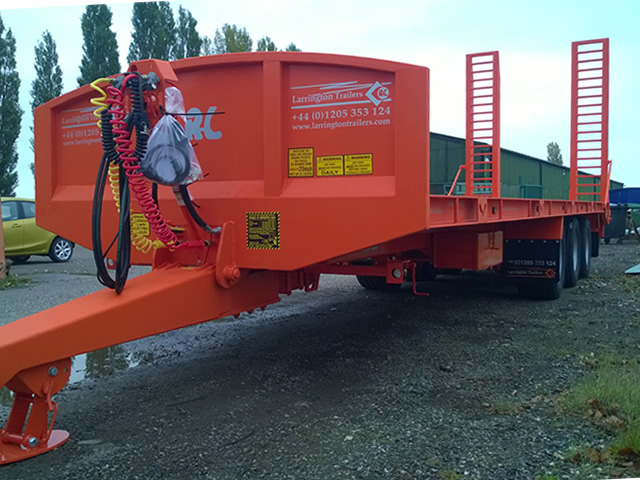 Larrington Trailers - Low Loader