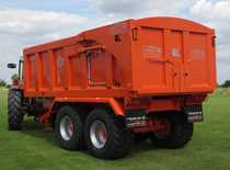 Larrington Industria Trailer