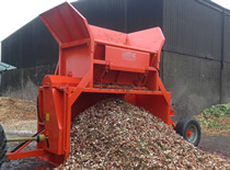 Larrington Anaerobic Digester Shredder