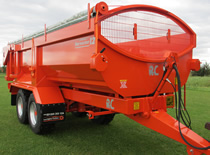 Larrington Harvester Trailer