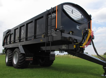 Larrington Majestic Trailer