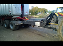 Larrington Automatic Drive Axle Towing Dolly