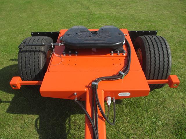 Pulling A Single Axle Open Trailer : Single axle towing dolly larrington trailers
