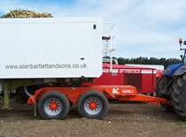 Larrington Tandem Axle Towing Dolly